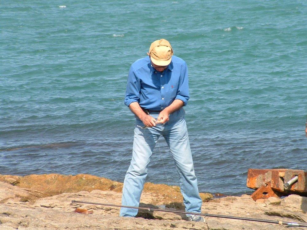 Fishing in Baku (1/6)