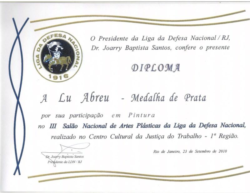 III Salão Nacional de Artes Plásticas da Liga da Defesa Nacional