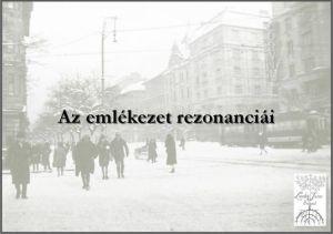 Az emlékezet rezonanciái az Izraeli Kulturális Intézetben