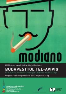 Kiállítás: Budapesttől Tel-Avivig – Irsai István modernista designer