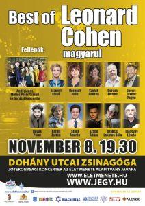 Best of Leonard Cohen – magyarul