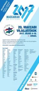Tájékoztató a 2017-es zsidó olimpiáról