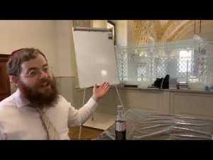 Bráchot 62 – Napi Talmud 62 – Szemérmesség az illemhelyen
