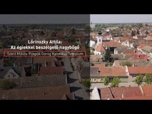 Lőrinszky Attila: Égiekkel beszélgető nagybőgő
