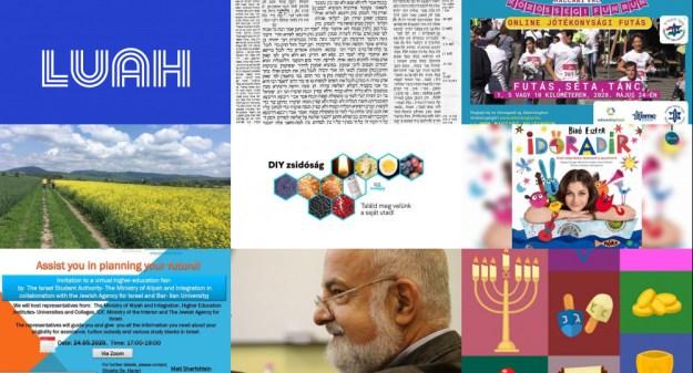 Napi programok 2020-05-24