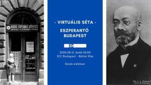 Eszperantó Budapest – Virtuális séta