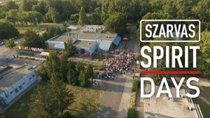 Virtual Szarvas camp tour / Szarvas Spirit Days