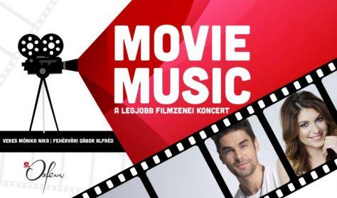 Koncert + Tapas tál – MOVIE MUSIC – a legjobb filmzenei koncert