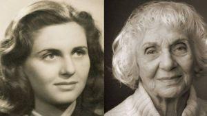 """""""A múlt hangja""""- Fahidi Éva holokauszt túlélő, író, színésznő online előadása"""