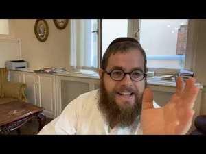 Éruvin 40 – Napi Talmud 256 – Ros hásáná és Ros chodes liturgiája #amiralenachri