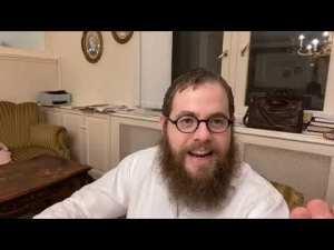 Éruvin 42 – Napi Talmud 258 – A szombat-határ elhagyása kényszer által #tchum