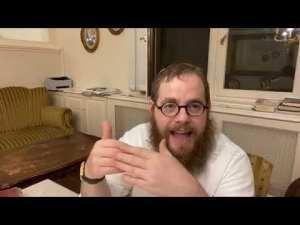 """Éruvin 34 – Napi Talmud 250 – """"Ő és az éruv egy helyen kell legyen!"""" #tchum #éruv"""