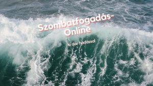 Online szombatfogadás