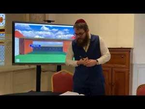 Éruvin 93 – Napi Talmud 309 – Falrészek és részleges falak #éruv #fal #kiláim