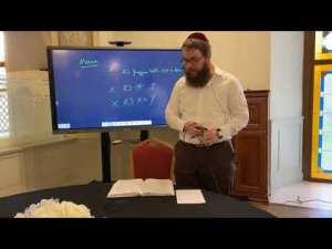 Éruvin 82 – Napi Talmud 298 – A jogképesség és az éruv #űrmértékek #szerencsejáték #brérá #kiskorú