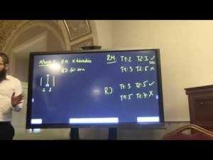 Pszáchim 12 – Napi Talmud 332 – Az időbeni tévedés spektruma és a tanúk szembesítése