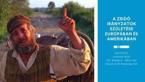 A zsidó irányzatok születése⎮Dr. Balázs Gábor előadása