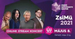 Klezmer Talkshow – Jávori Ferenc Fegya és barátai – ONLINE STREAM