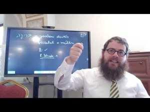 Jomá 56 – Napi Talmud 519 – Miért nincs két aranypolc a Csarnokban?