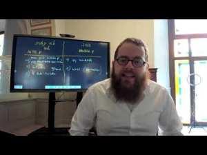 Jomá 86 – Napi Talmud 549 – Hogyan kell megtérni?