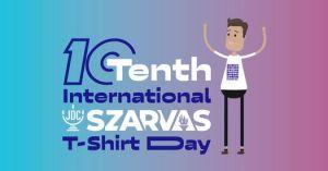 10th International Szarvas T-Shirt Day