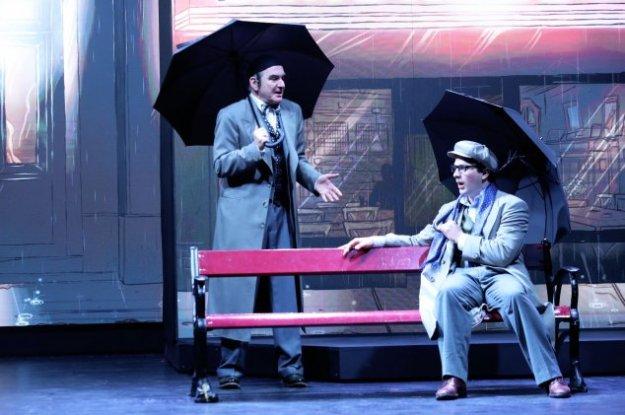 Lövések a Broadwayn