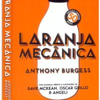 Laranja Mecânica - Anthony Burgess [Fórum Entre Pontos e Vírgulas Fev/2013]