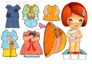 bonecas de papel 1 300x210 - Brincando com bonecas de papel