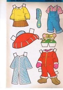 bonecas de papel 14 212x300 - Brincando com bonecas de papel