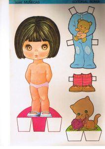 bonecas de papel 18 212x300 - Brincando com bonecas de papel