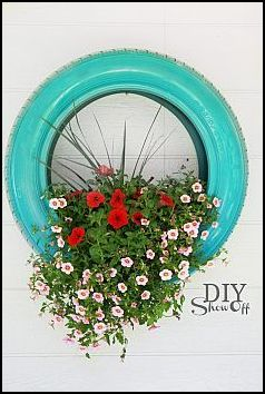 flores-em-pneus