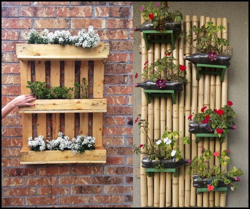 jardim vestical em parede1 - FAÇA SEU JARDIM EM QUALQUER CANTO