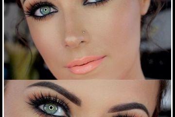 maquiagem para olhos claros - Dicas de maquiagem para realçar olhos claros