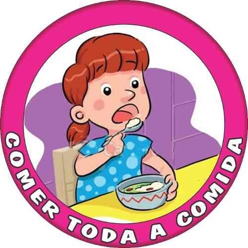 regras comer tudo menina - REGRAS PARA AS CRIANÇAS PARA IMPRIMIR
