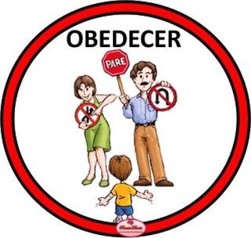 regras obedecer.obedecer - REGRAS PARA AS CRIANÇAS PARA IMPRIMIR