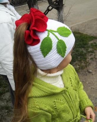 chapéu de crochê - LINDOS MODELOS DE CHAPÉUS DE CROCHÊS INFANTIS