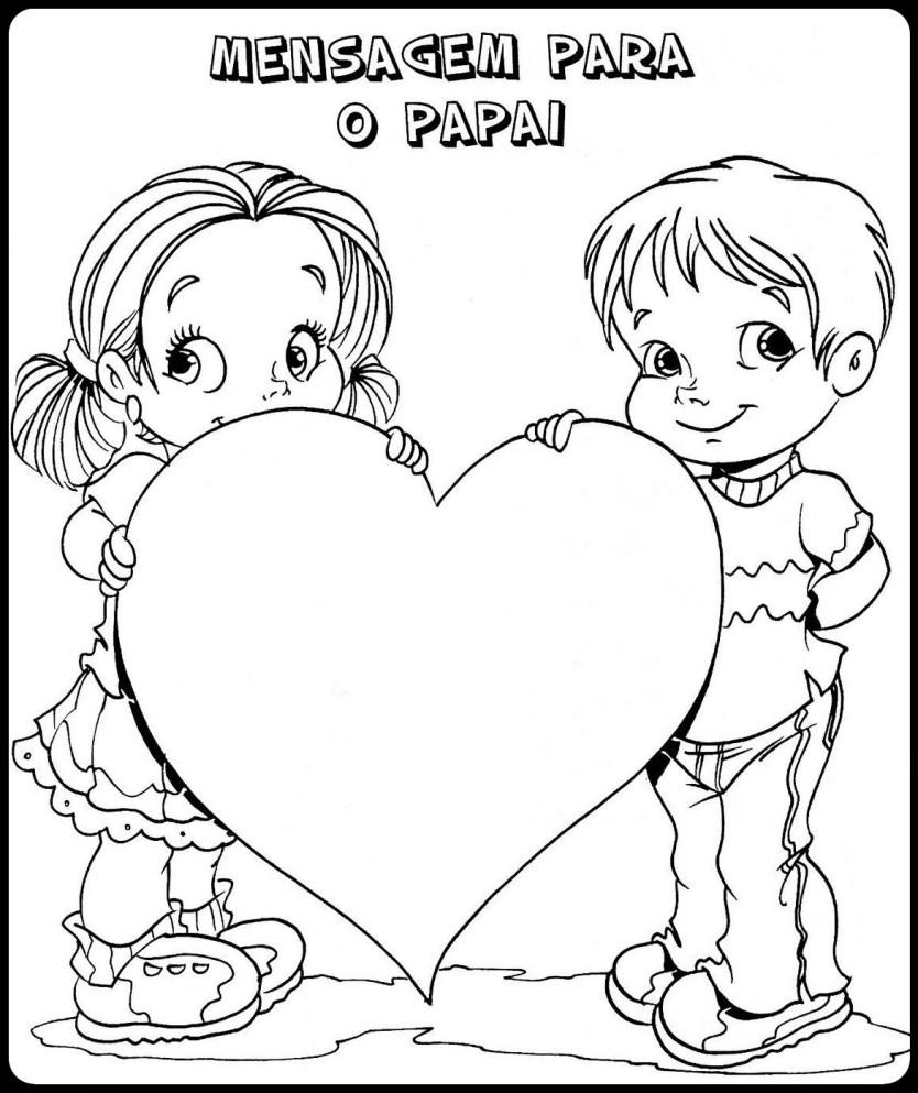 mensagem para o dia dos pais1 - CARTÕES E MENSAGENS PARA O DIA DOS PAIS PARA IMPRIMIR