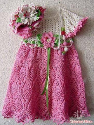 vestido infantil colorido3