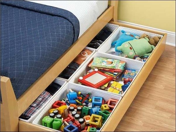 decorar e organizar o quarto das crianças 12 - IDEIAS PARA DECORAR E ORGANIZAR O QUARTO DAS CRIANÇAS