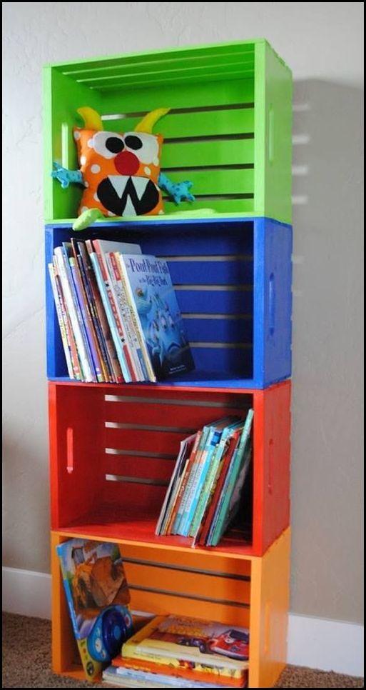 decorar e organizar o quarto das crianças 17 - IDEIAS PARA DECORAR E ORGANIZAR O QUARTO DAS CRIANÇAS