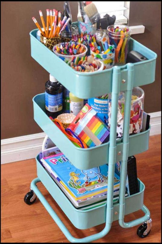 decorar e organizar o quarto das crianças 5 - IDEIAS PARA DECORAR E ORGANIZAR O QUARTO DAS CRIANÇAS