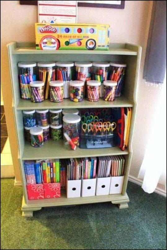 decorar e organizar o quarto das crianças 7 - IDEIAS PARA DECORAR E ORGANIZAR O QUARTO DAS CRIANÇAS
