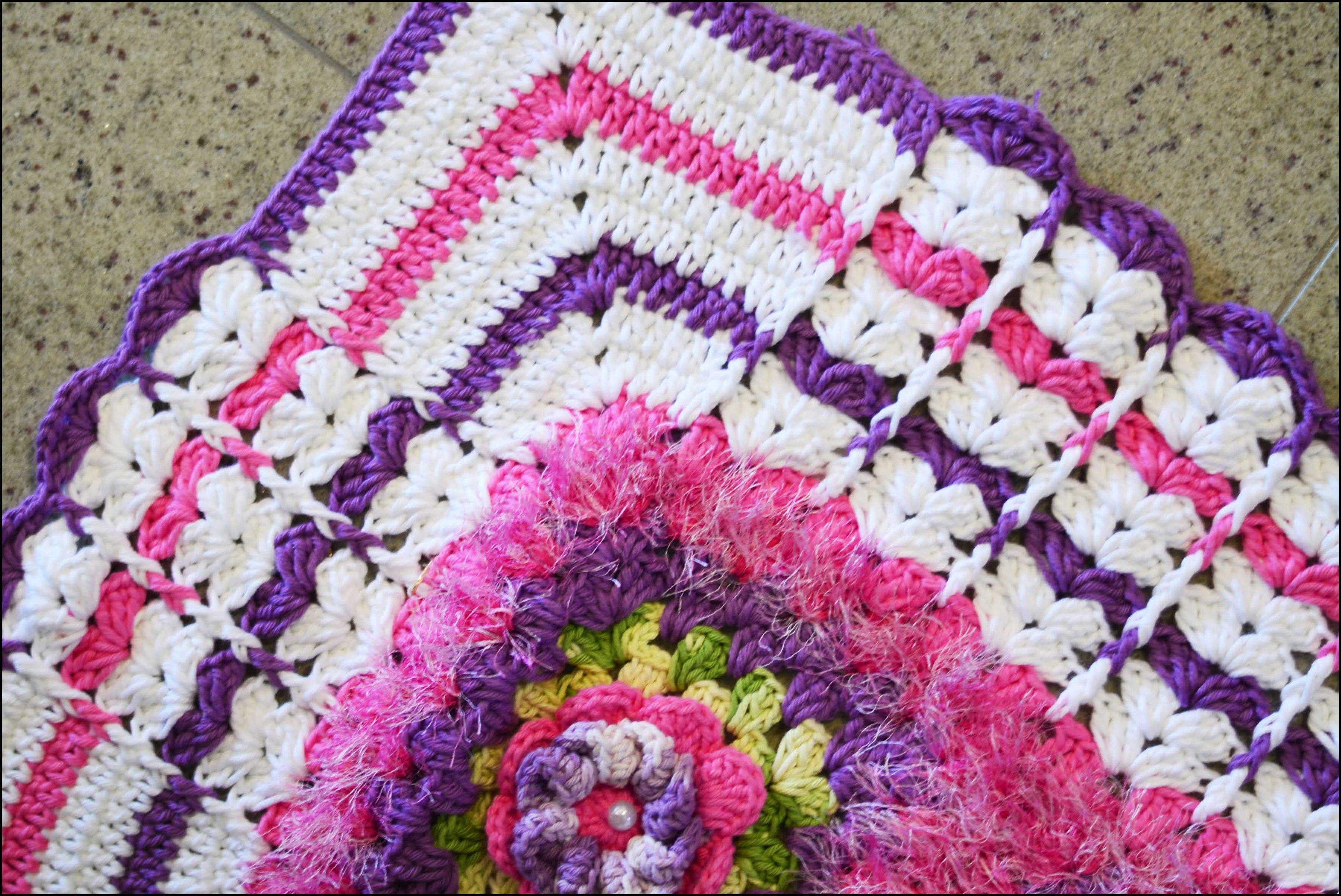 Tapetes De Croch Com Gr Ficos E Receitas Modelos 2017 Luanna Pimentel