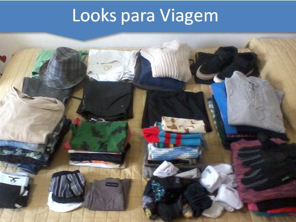 Looks Viagem2 - COMO ARRUMAR A MALA DE VIAGEM