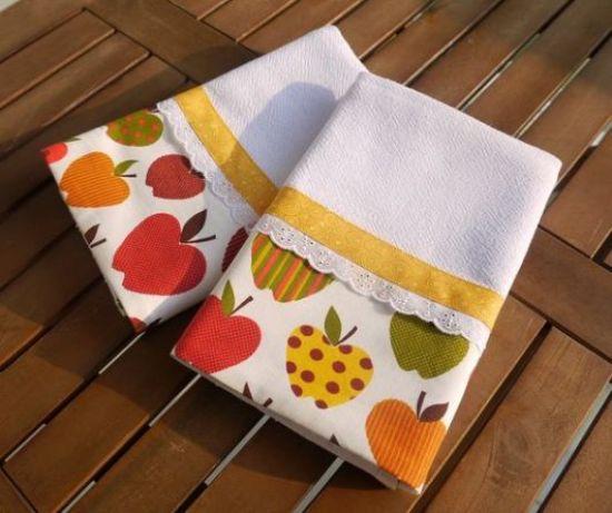 artesanato em tecido 10 - VÁRIAS IDEIAS PARA FAZER ARTESANATO COM TECIDOS