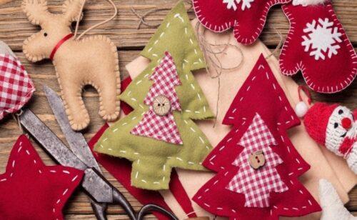 artesanato de natal e1605038997225 - ENFEITES NATALINOS FEITO DE ARTESANATO