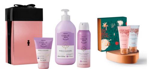 Cosmeticos e1608581847275 - Ideias de presentes para fim de ano de até R$100,00