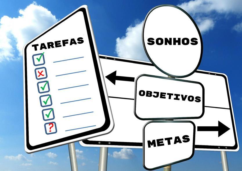 metas sonhos objetivos 1024x724 - DICAS PARA ORGANIZAR SUAS METAS NESTE INICIO DE ANO