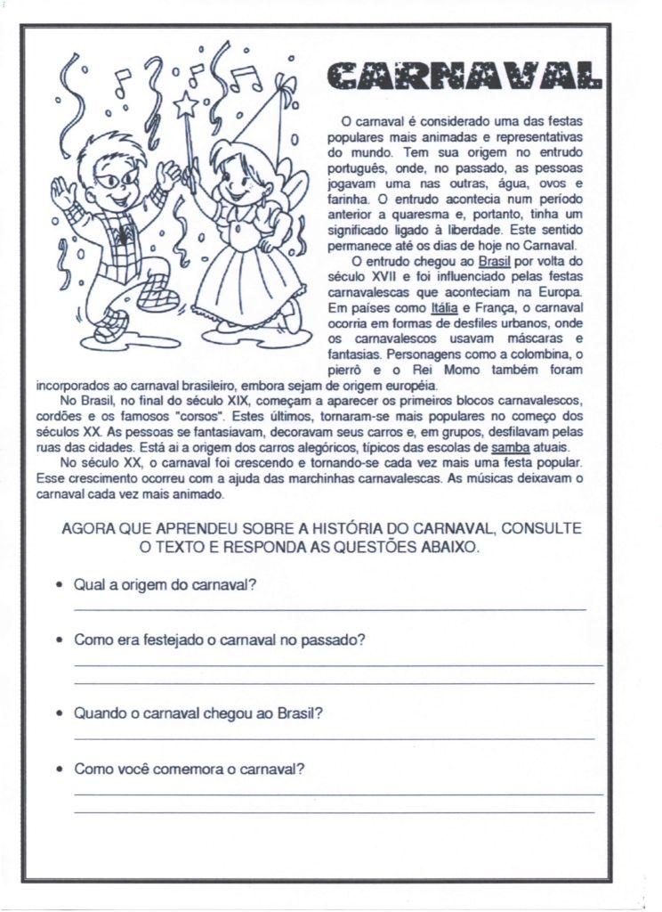 atividade 5 744x1024 - CARNAVAL EDUCAÇÃO INFANTIL E FUNDAMENTAL: ATIVIDADES, CAPAS, MOLDES