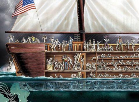 navio negreiro e1613425352944 - JAZZ DANCE: BENEFÍCIOS PARA O CORPO, HISTÓRIA E SUAS VERTENTES